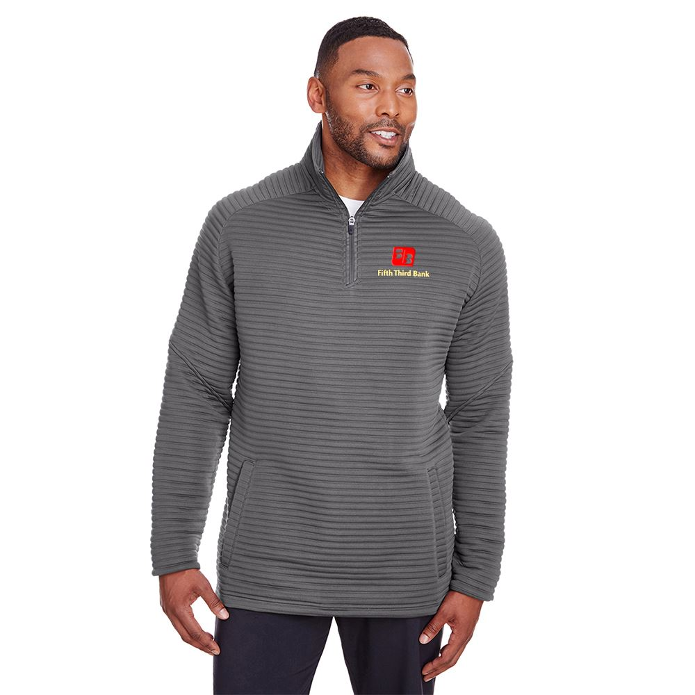 Spyder Men's Capture Quarter-Zip Fleece - Personalization Available