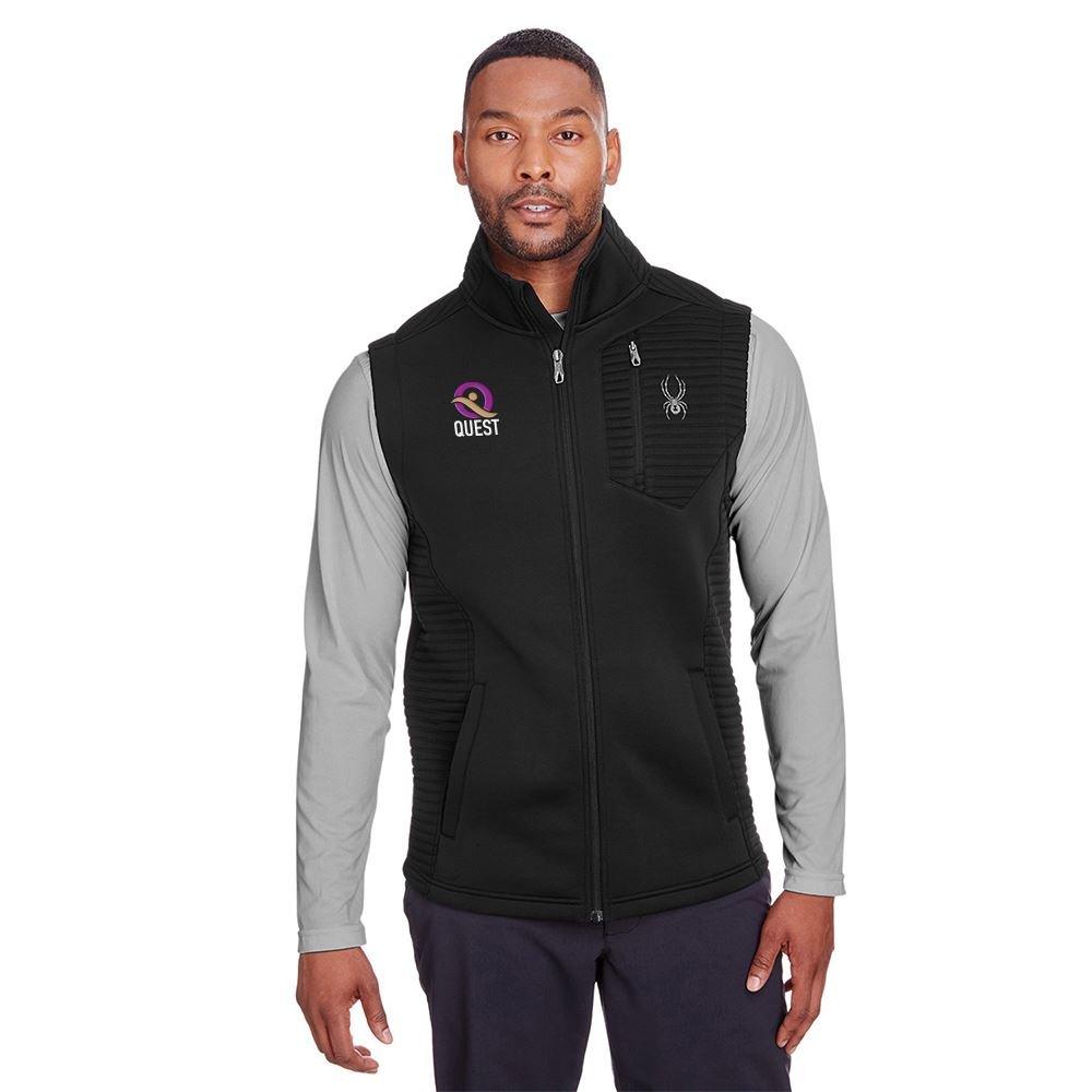 Spyder Venom Vest- Embroidered Personalization Available