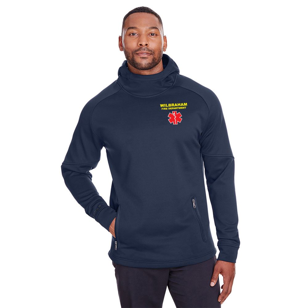 Spyder Men's Hayer Hooded Sweatshirt -Embroidery Personalization Available