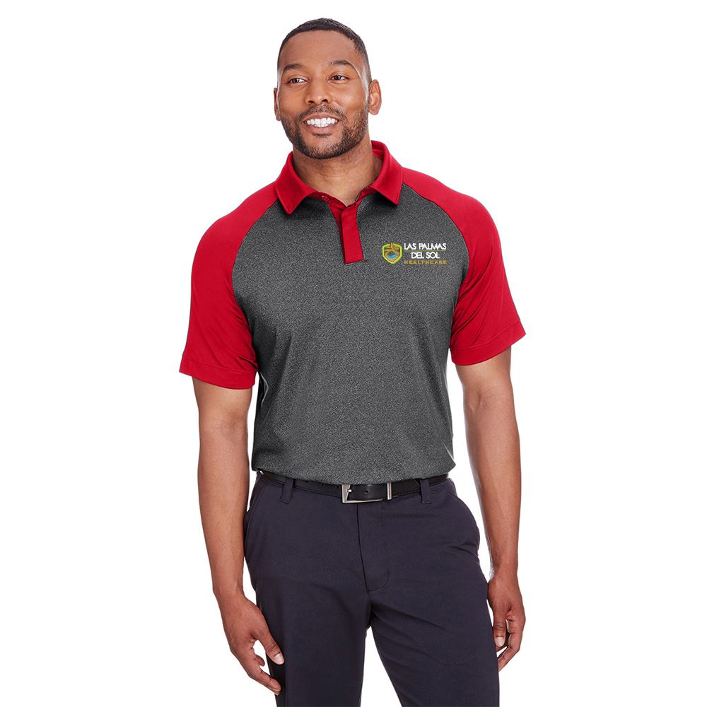 Spyder Men's Peak Polo - Embroidered Personalization Available