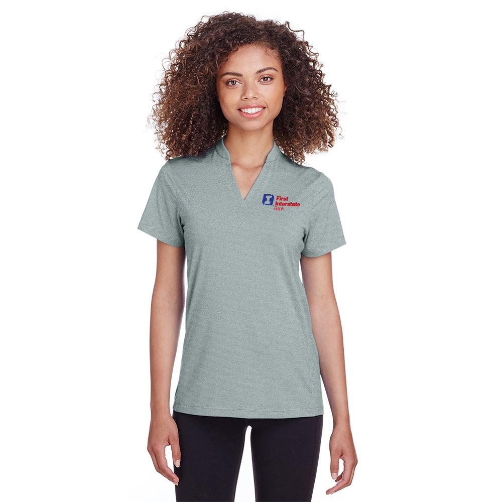 Spyder Women's Boundary Polo Shirt - Personalization Available