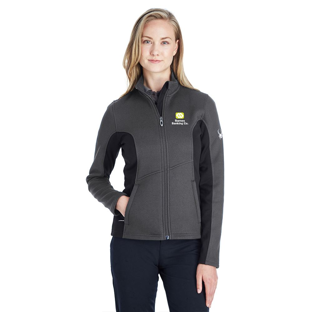 Spyder® Constant Full-Zip Sweater Fleece Jacket - Personalization Available