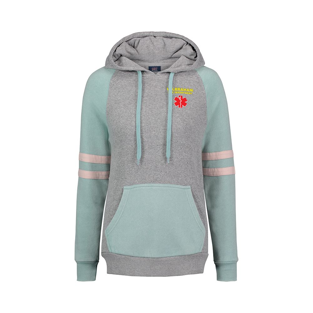 MV Sport® Women's Angel Fleece Willow Pullover - Personalization Available