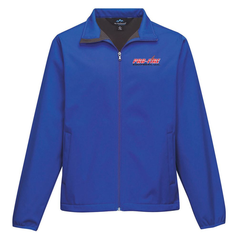 Tri-Mountain® Men's Vital Bonded Soft Shell Jacket - Personalization Available