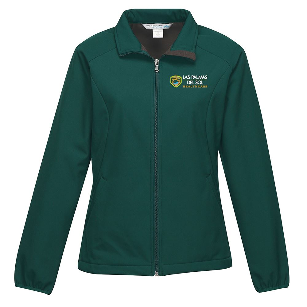 Tri-Mountain® Women's Vital Bonded Soft Shell Jacket - Personalization Available