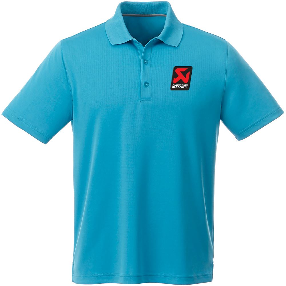 Elevate® Men's Otis Eco Short Sleeve Polo - Personalization Available