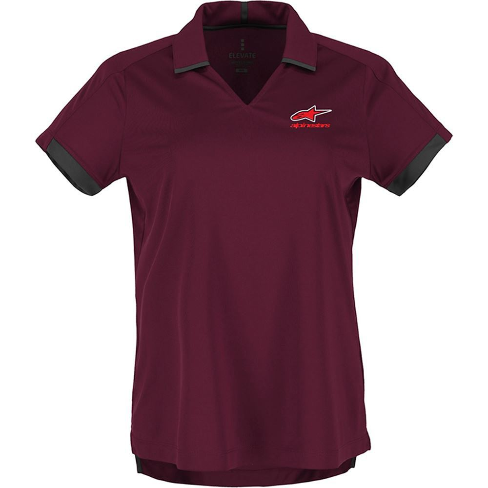 Elevate® Women's Cerrado Short Sleeve Polo - Personalization Available