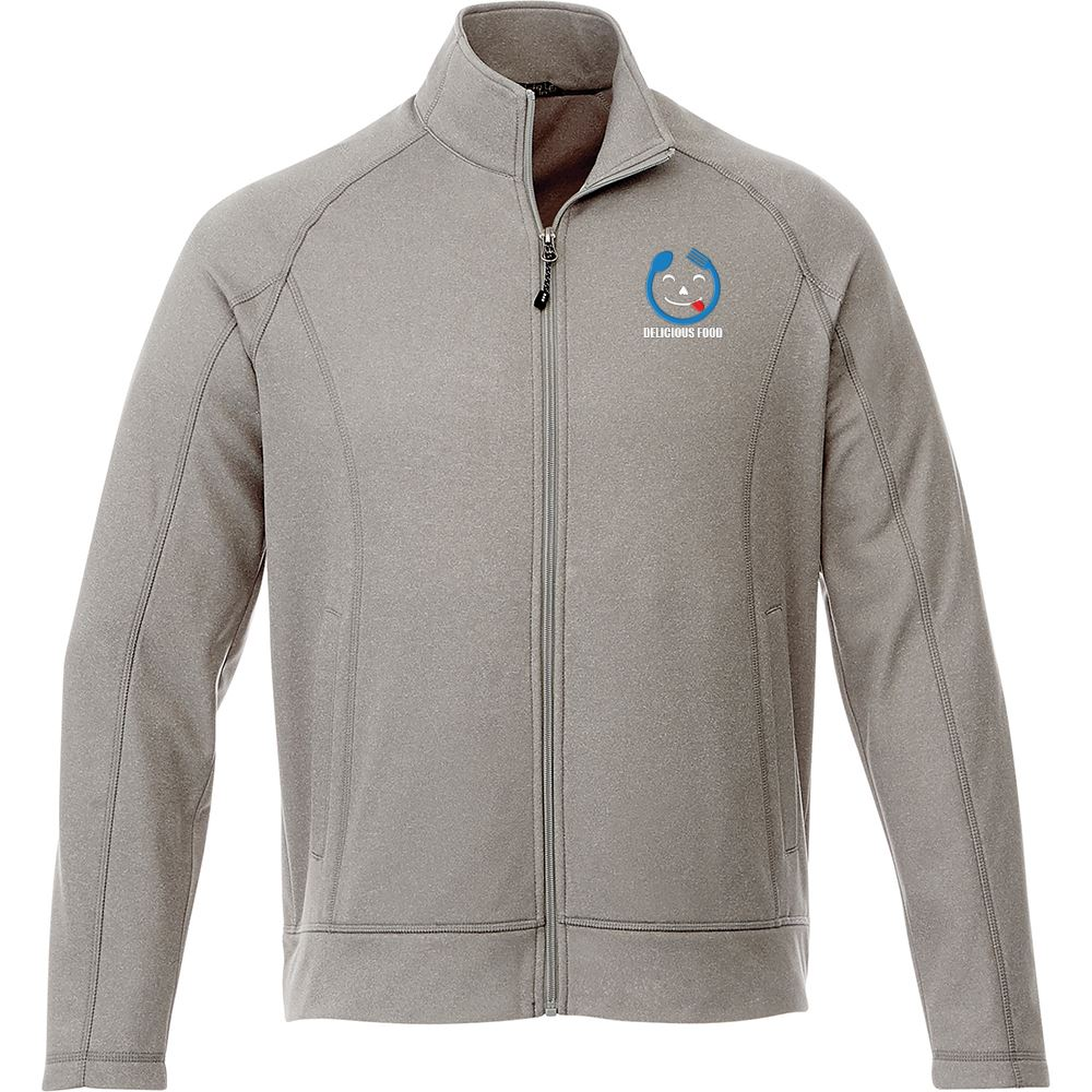 Elevate® Men's Okapi Knit Jacket - Personalization Available
