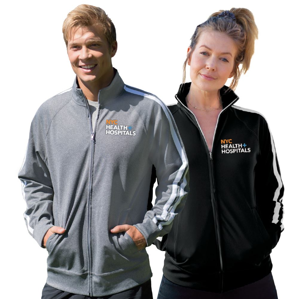 Independent Trading Co. Poly-Tech Full-Zip Track Jacket - Personalization Available