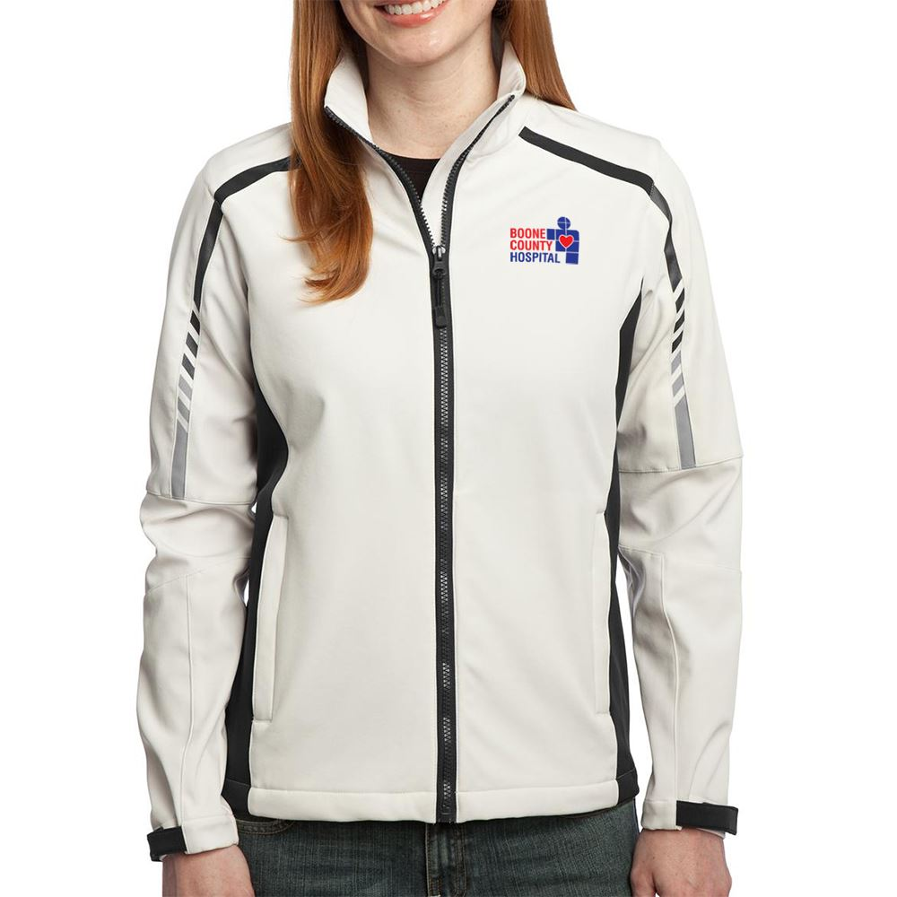 Port Authority® Women's Embark Soft Shell Jacket - Personalization Available