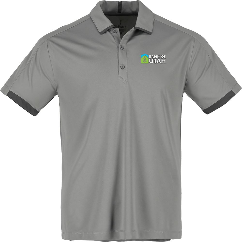 Men's Cerrado Short Sleeve Polo - Embroidered Personalization Available