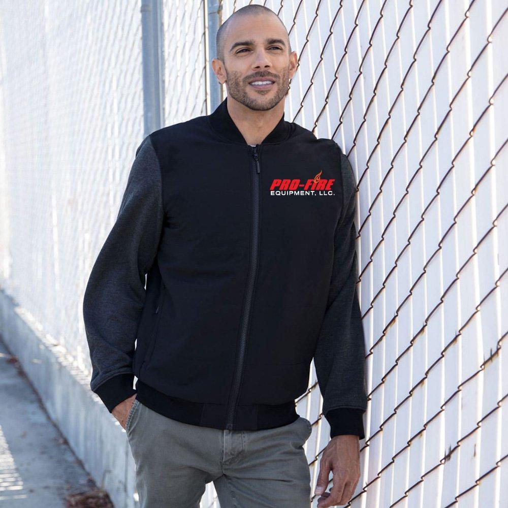 Fossa Apparel� Men's Brooklyn Bomber Jacket - Personalization Available