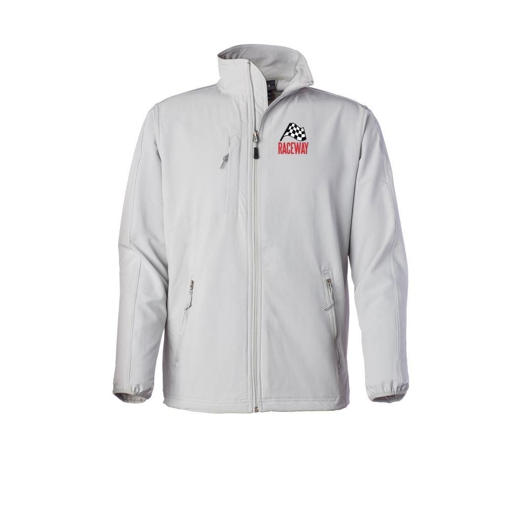 Fossa Apparel Men's Ravine Lightweight Jacket - Personalization Available