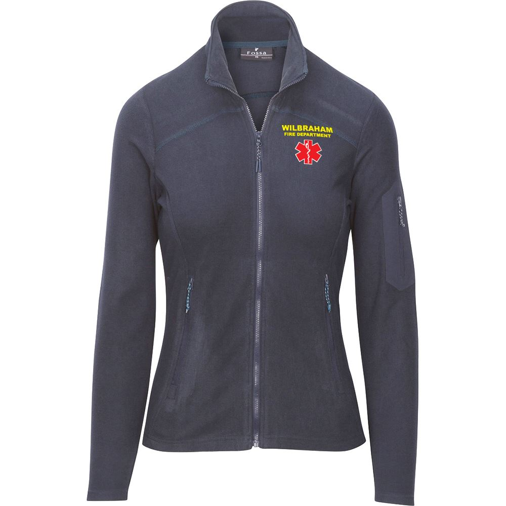 Fossa Apparel® Women's Cambria Thermo-Fleece Jacket - Embroidery Personalization Available