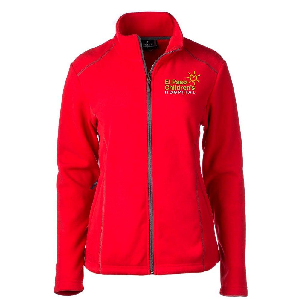 Fossa� Apparel Womens Canyoneer Fleece Jacket - Personalization Available