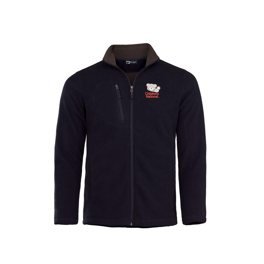 Fossa Apparel Men's Highlander Bonded Fleece Jacket - Personalization Available