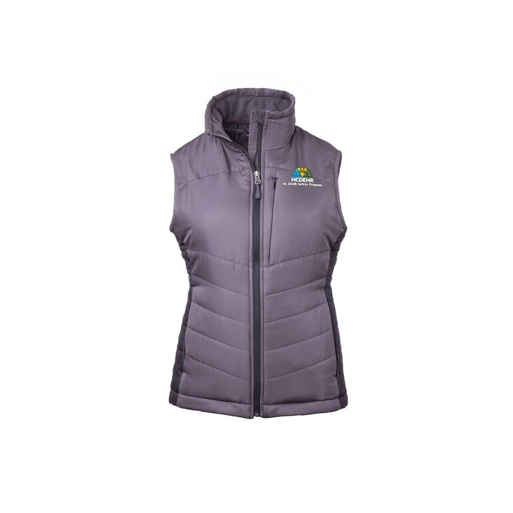 Fossa Apparel Women's Cloud Puffer Vest - Personalization Available