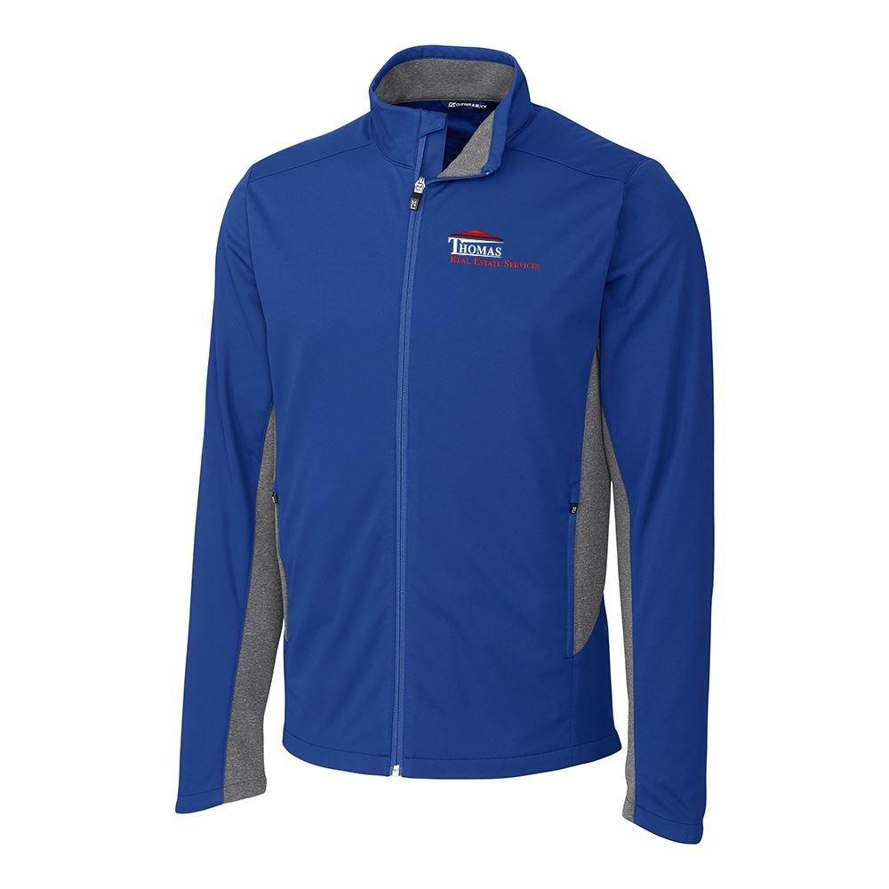 Cutter & Buck� Men's Navigate Soft Shell Jacket - Personalization Available