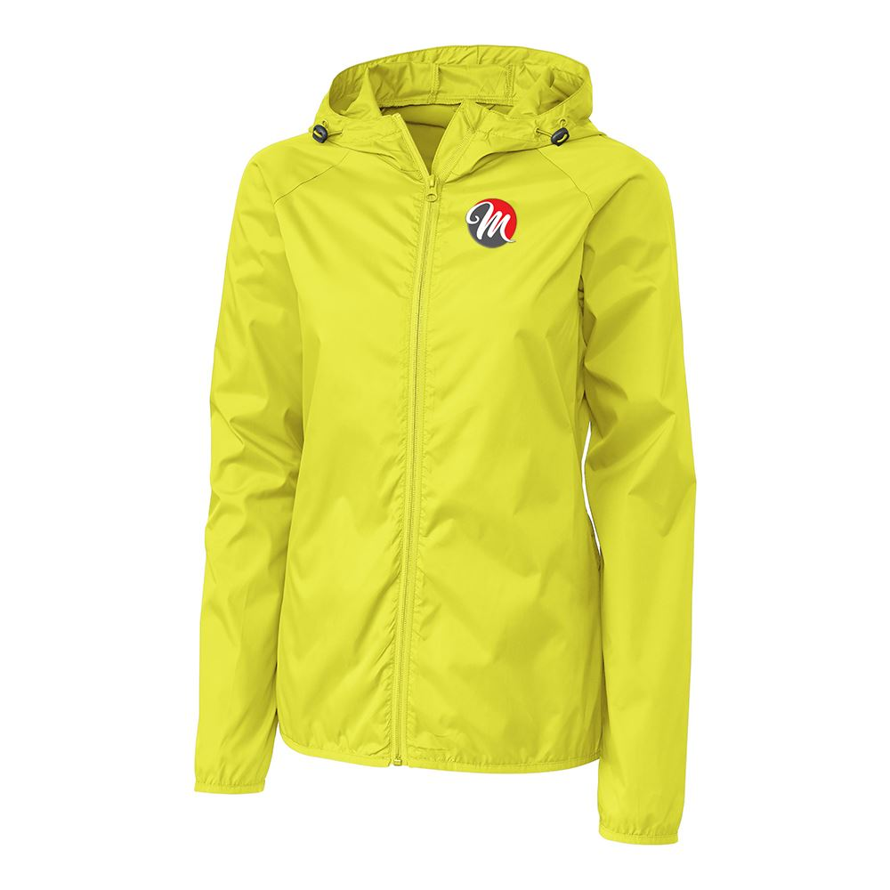 Clique® By Cutter & Buck® Women's Reliance Packable Jacket - Personalization Available