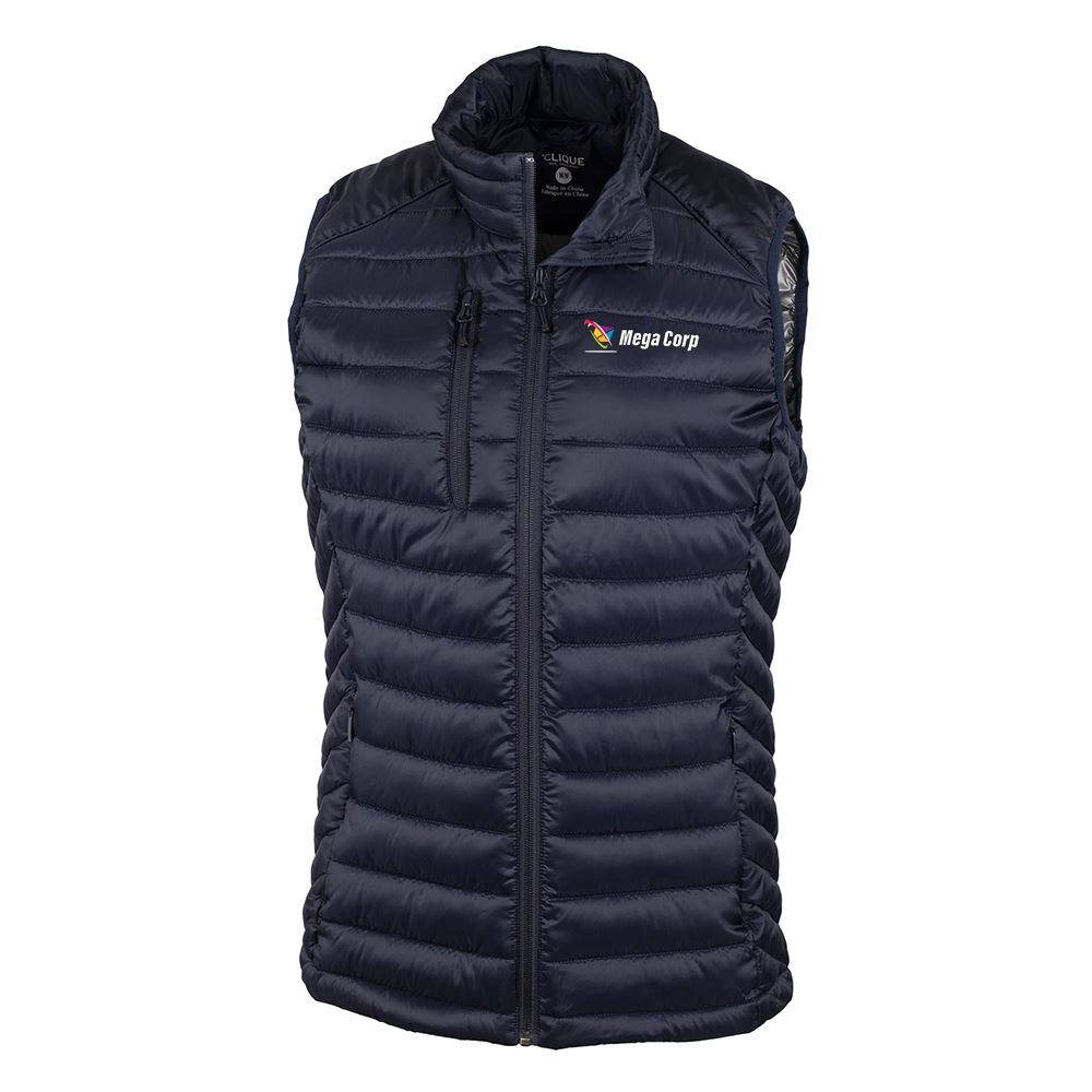 Clique® by Cutter & Buck® Women's Hudson Vest - Personalization Available