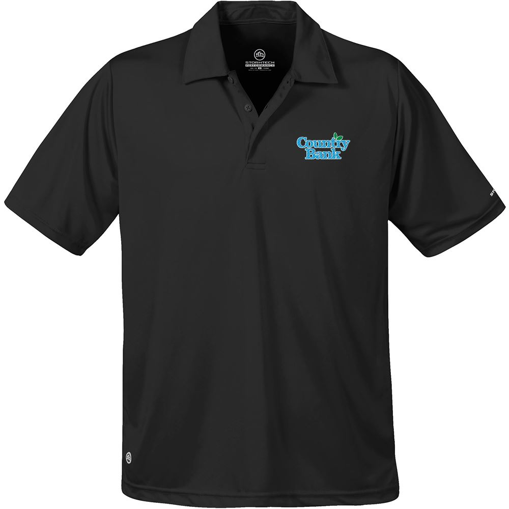 STORMTECH - Men's Apollo H2X-DRY� Polo- Personalization Available