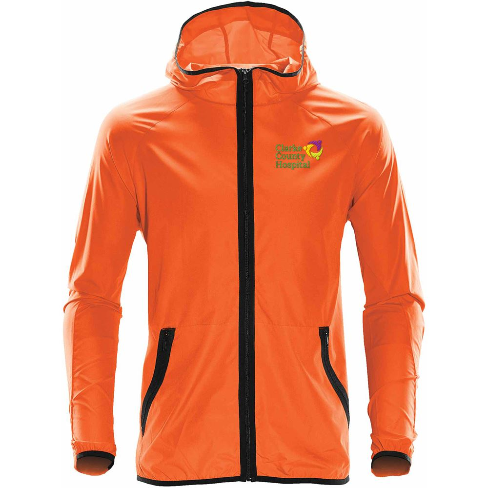 STORMTECH- Men's Ozone Hooded Shell- Personalization Available