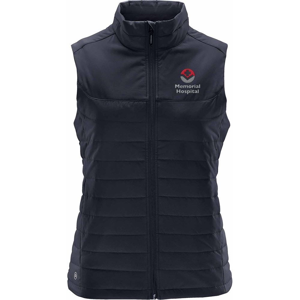 STORMTECH - Women's Nautilus Quilted Vest- Personalization Available