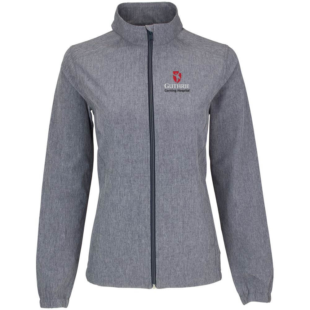Greg Norman Women's Windbreaker Stretch Jacket - Personalization Available