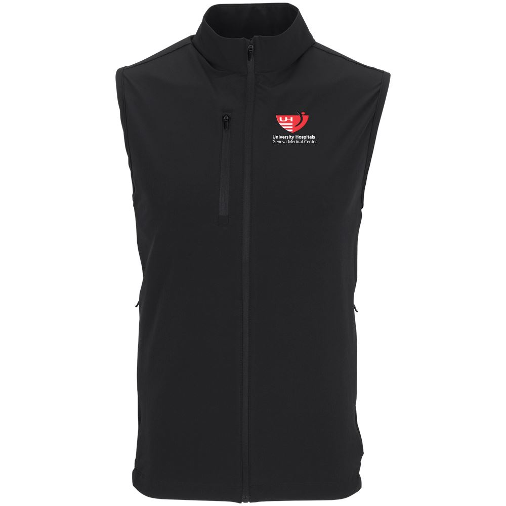 Greg Norman Men's Windbreaker Full-Zip Vest - Personalization Available