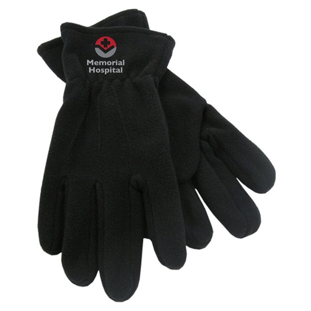 Polar Fleece Gloves - Personalization Available