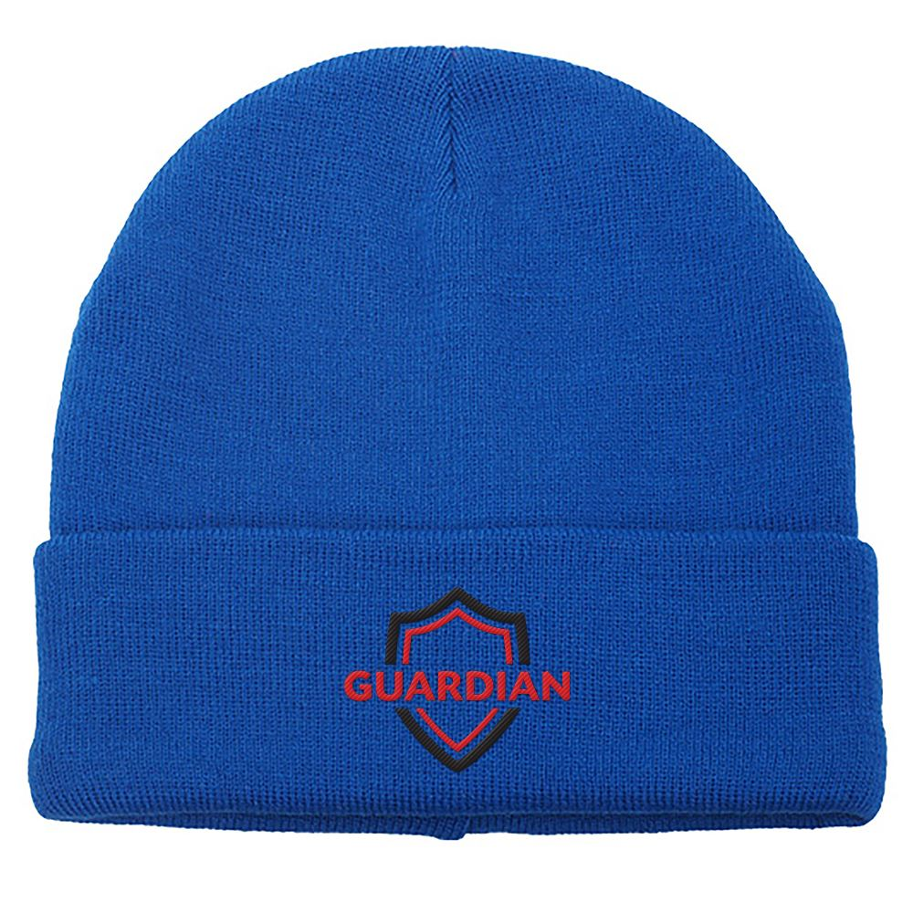 Fleece Lined Knit Beanie - Personalization Available