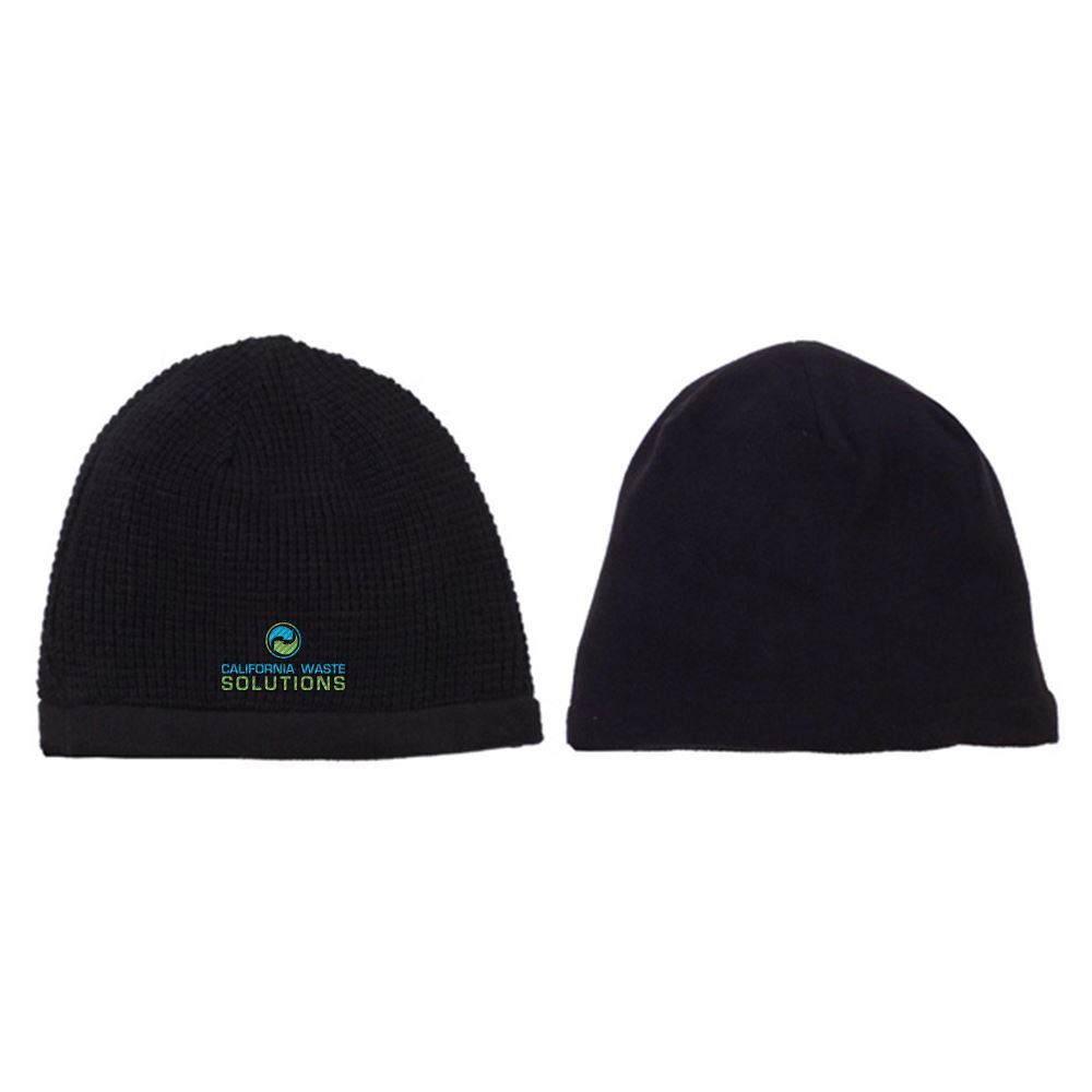 Reversible Beanie - Personalization Available
