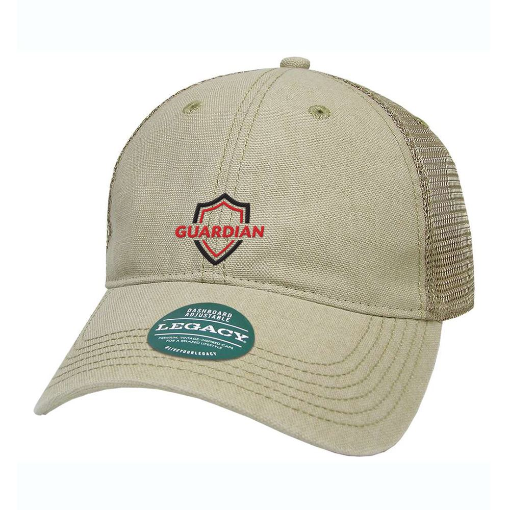 Legacy Dashboard Trucker Cap - Personalization Available