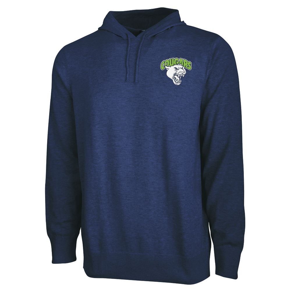 Charles River Apparel Men's Mystic Sweater Hoodie - Embroidered Personalization Available