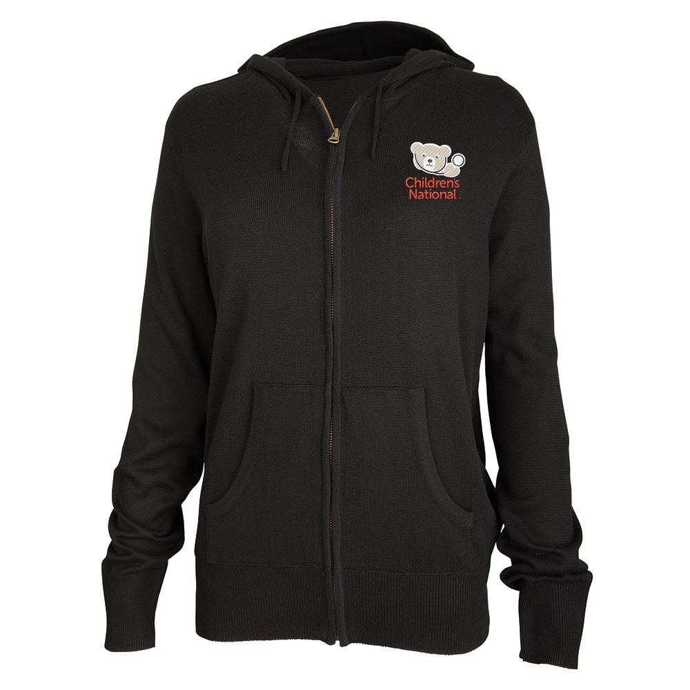 Charles River Apparel Women's Mystic Sweater Hoodie - Embroidered Personalization Available