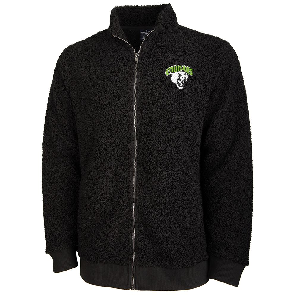 Charles River Apparel Men's Full Zip Sherpa - Embroidered Personalization Available