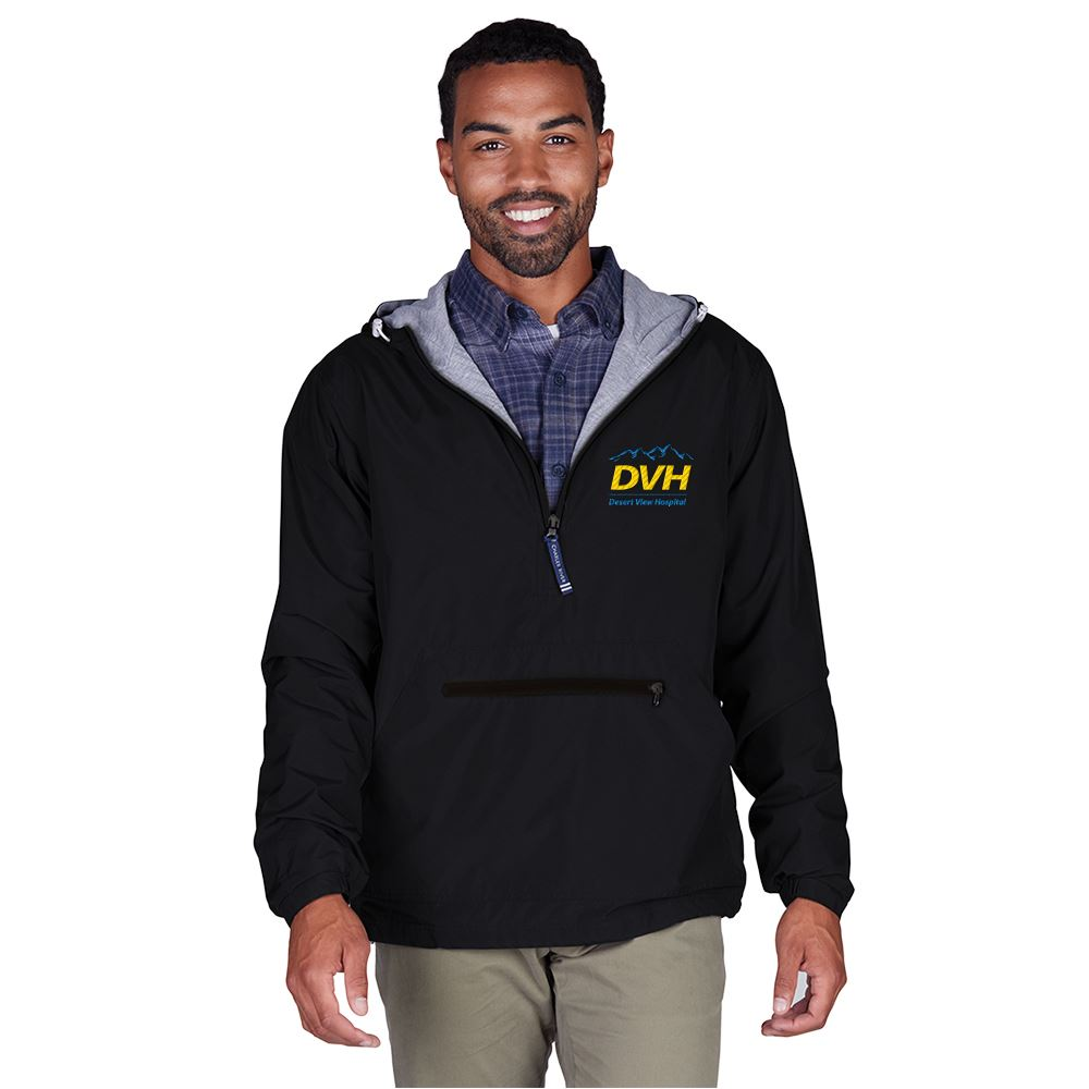Charles River Apparel Men's Chatham Anorak - Embroidered Personalization Available