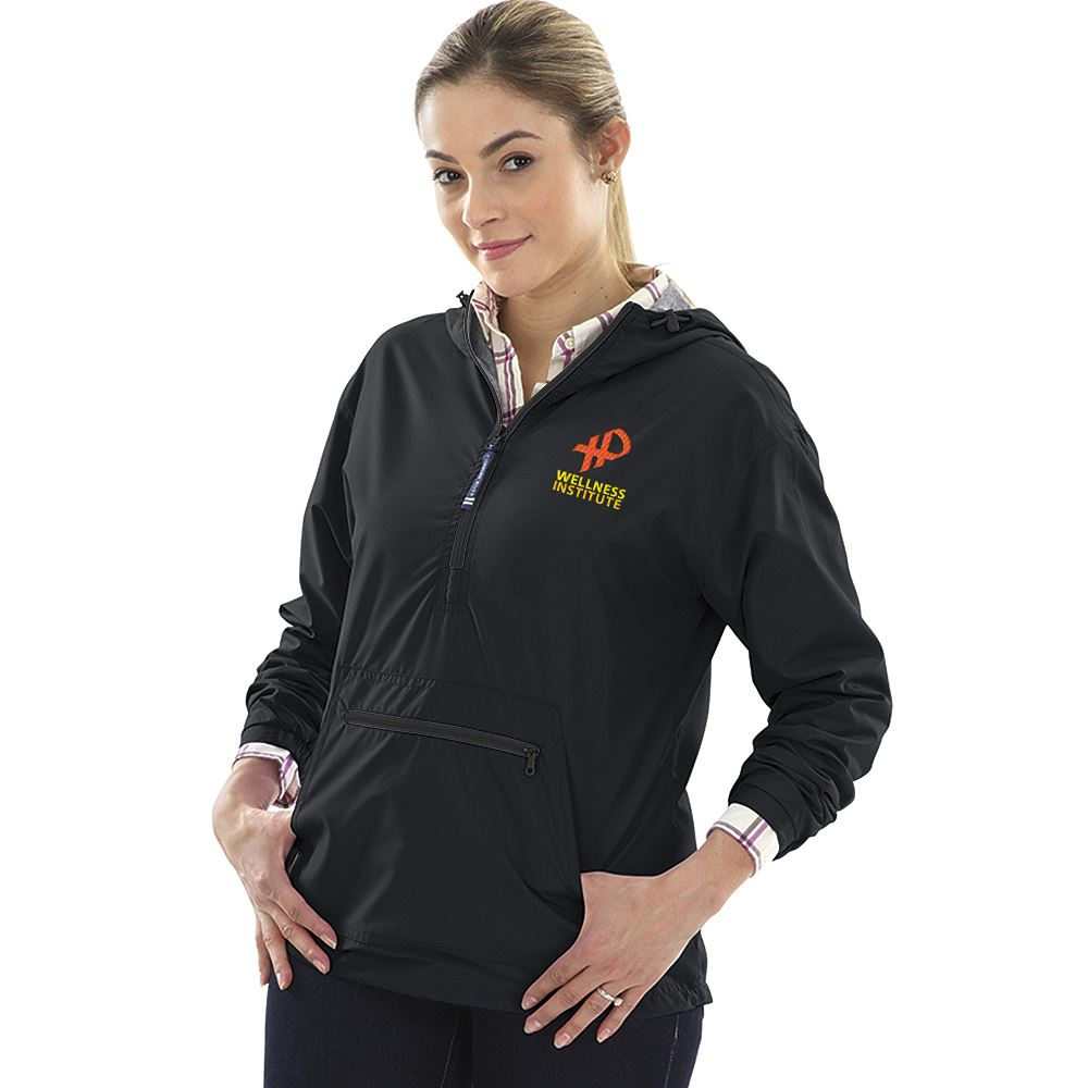Charles River Apparel Women's Chatham Anorak - Embroidered Personalization Available