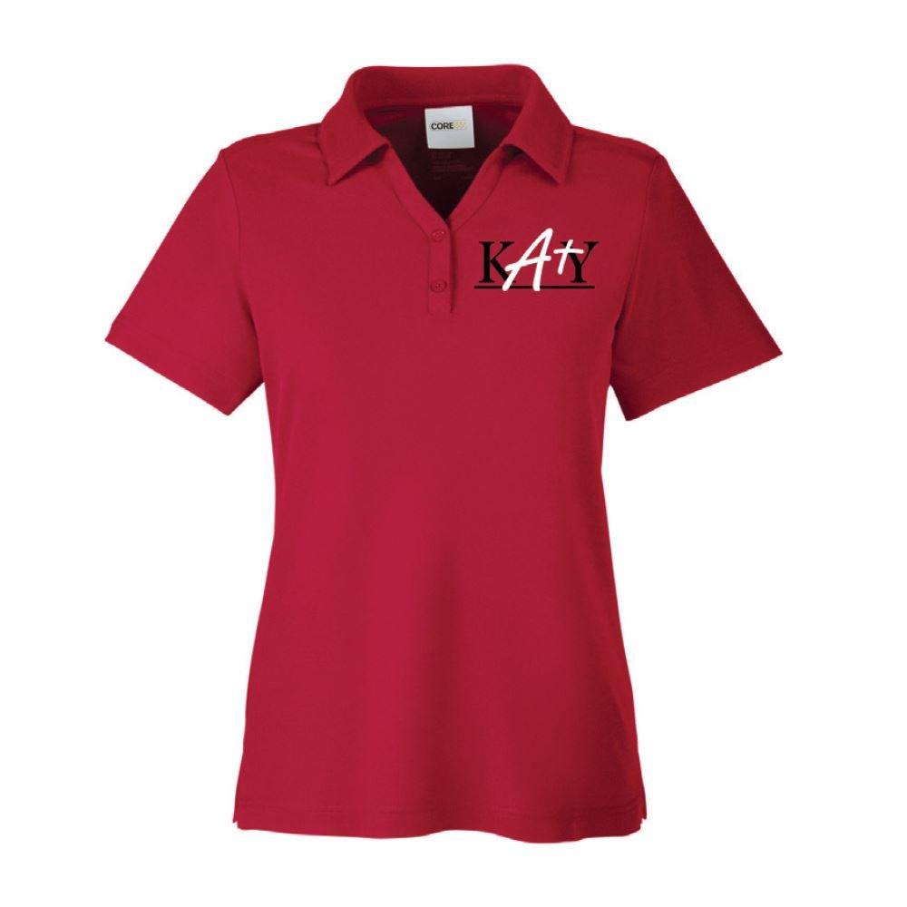 Core 365® Women's Fusion Chromasoft™ Pique Polo - Embroidery Personalization Available