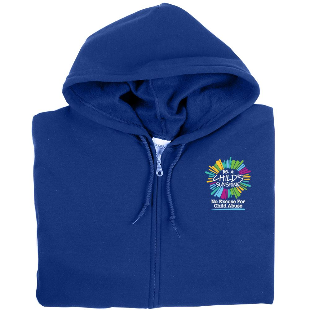 Gildan® Heavy Blend™ Full-Zip Hooded Sweatshirt - Personalization Available