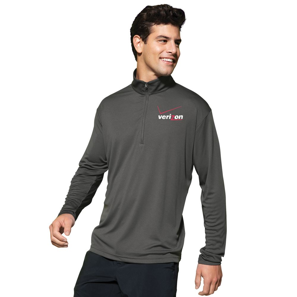 Sport-Tek® Men's Competitor Performance Quarter-Zip Pullover - Embroidered� Personalization Available
