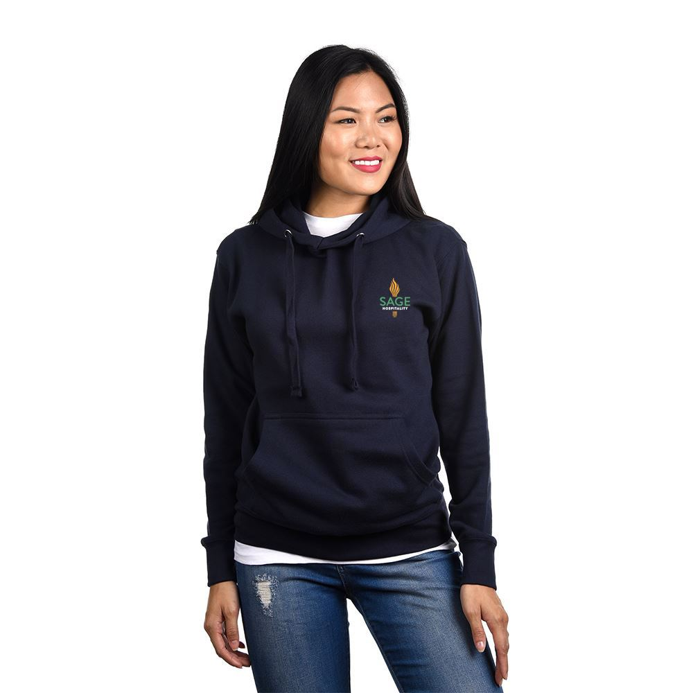 Positive Wear Unisex Essential Pullover Hoodie - Embroidered Personalization Available