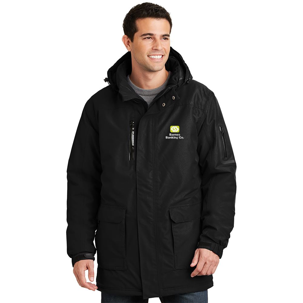 Port Authority® Unisex Heavyweight Parka- Embroidery Personalization Available