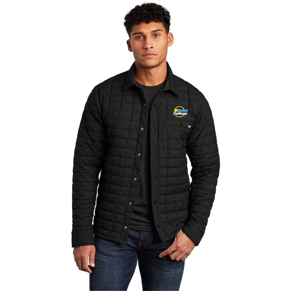 The North Face® Unisex Thermoball™ ECO Shirt Jacket - Embroidered Personalization Available