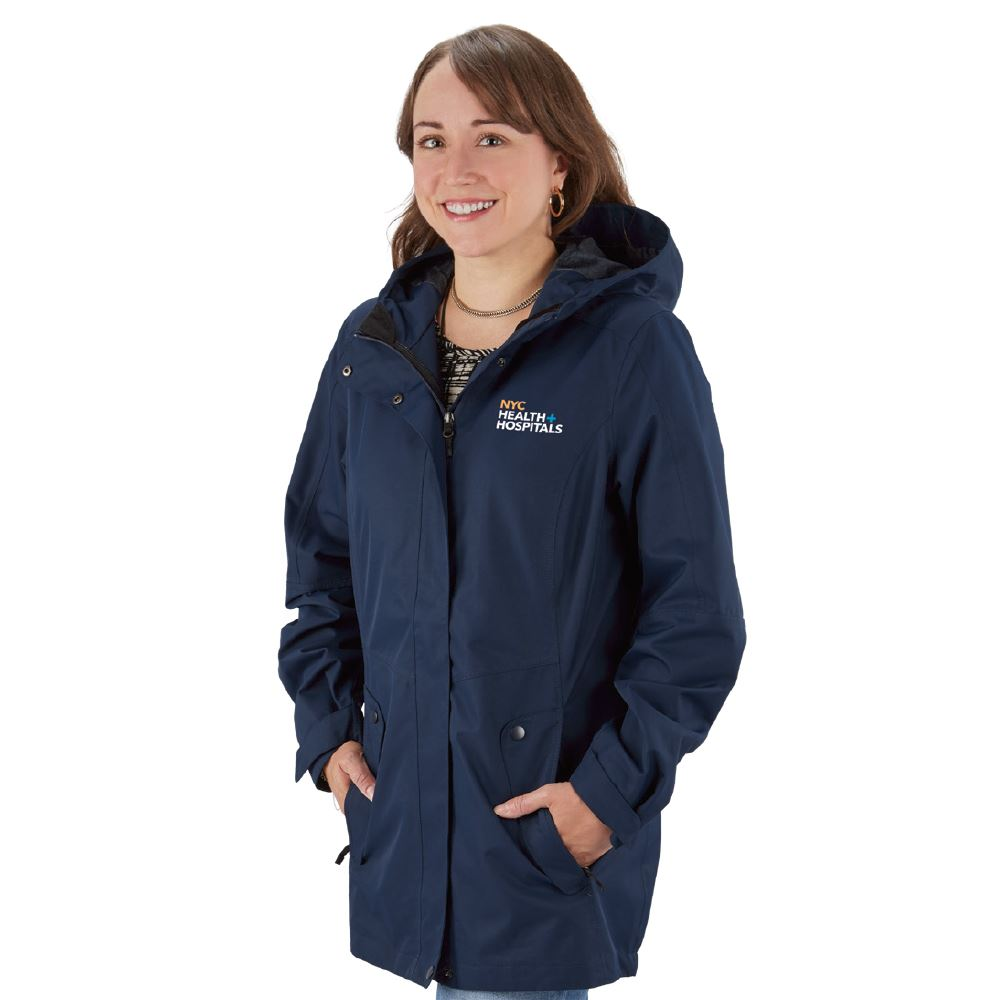 Port Authority ® Women's Collective Outer Shell Jacket- Embroidery Personalization Available