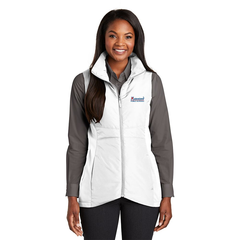 Port Authority® Women's Collective Insulated Vest- Embroidery Personalization Available