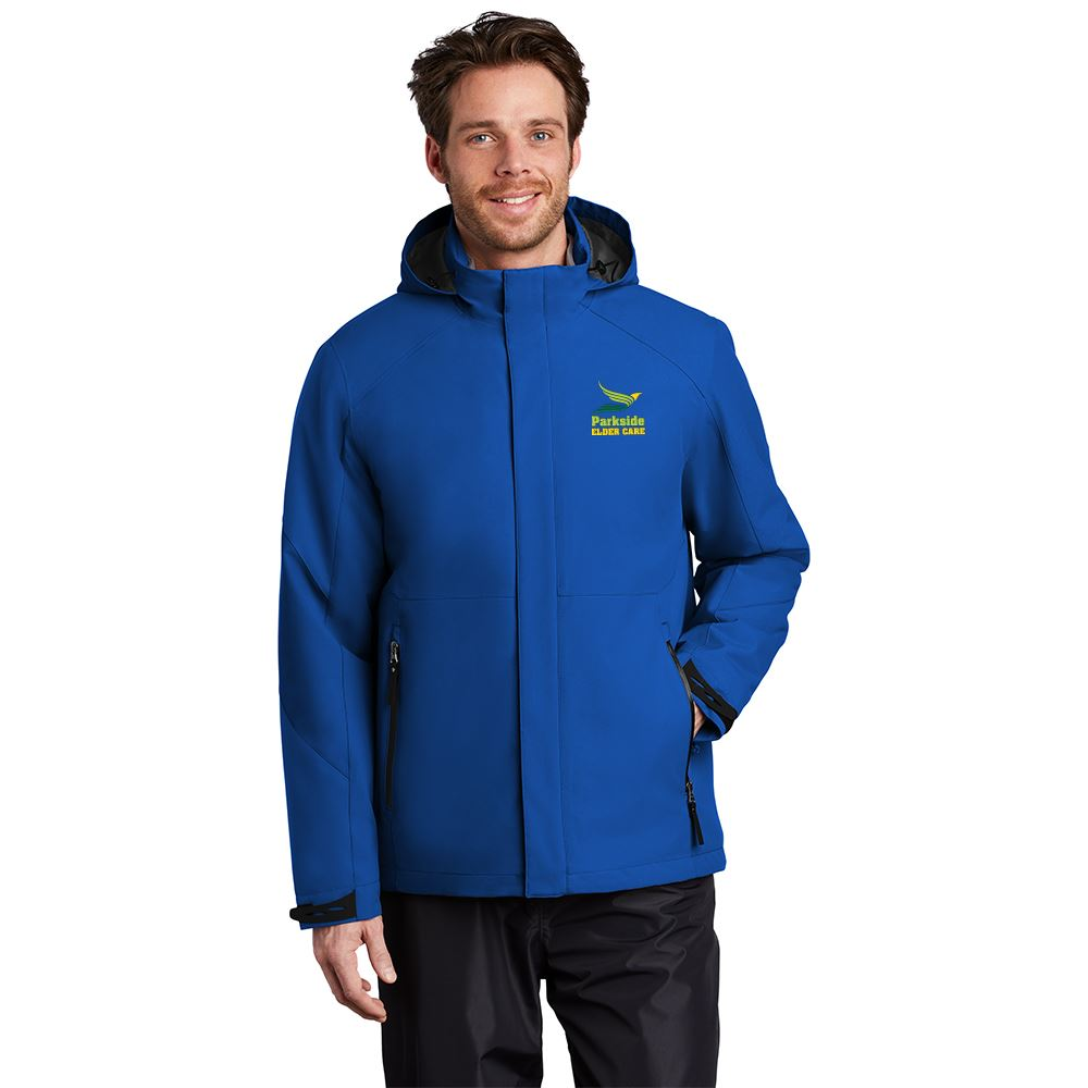 Port Authority ® Unisex Insulated Waterproof Full Length Zip Outerwear Jacket - Embroidery Personalization Available