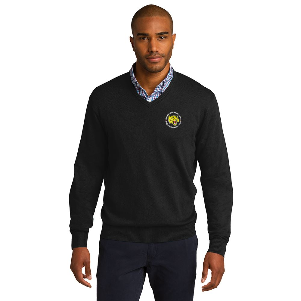 Fashion + Function Collection Men's V-Neck Sweater