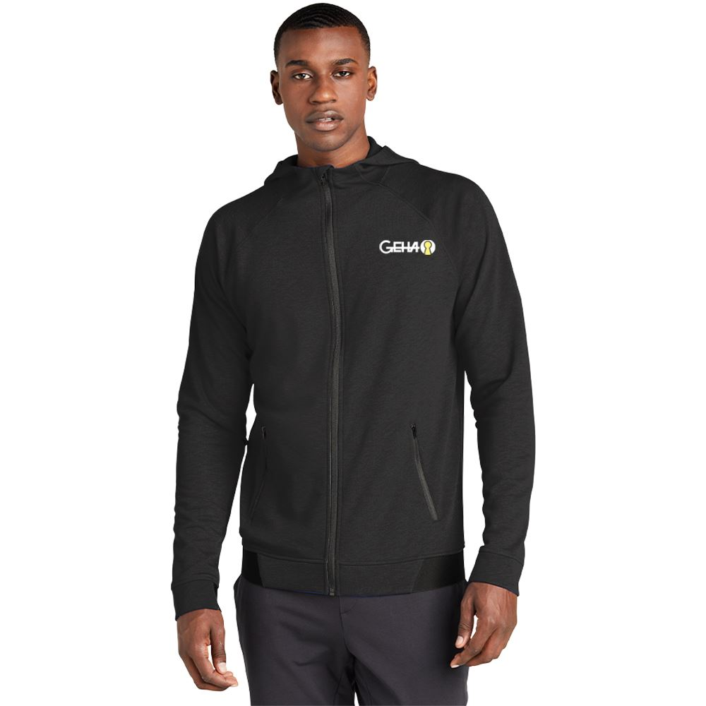 Sport-Tek® Men's Endurance Hooded Full-Zip - Embroidered Personalization Available