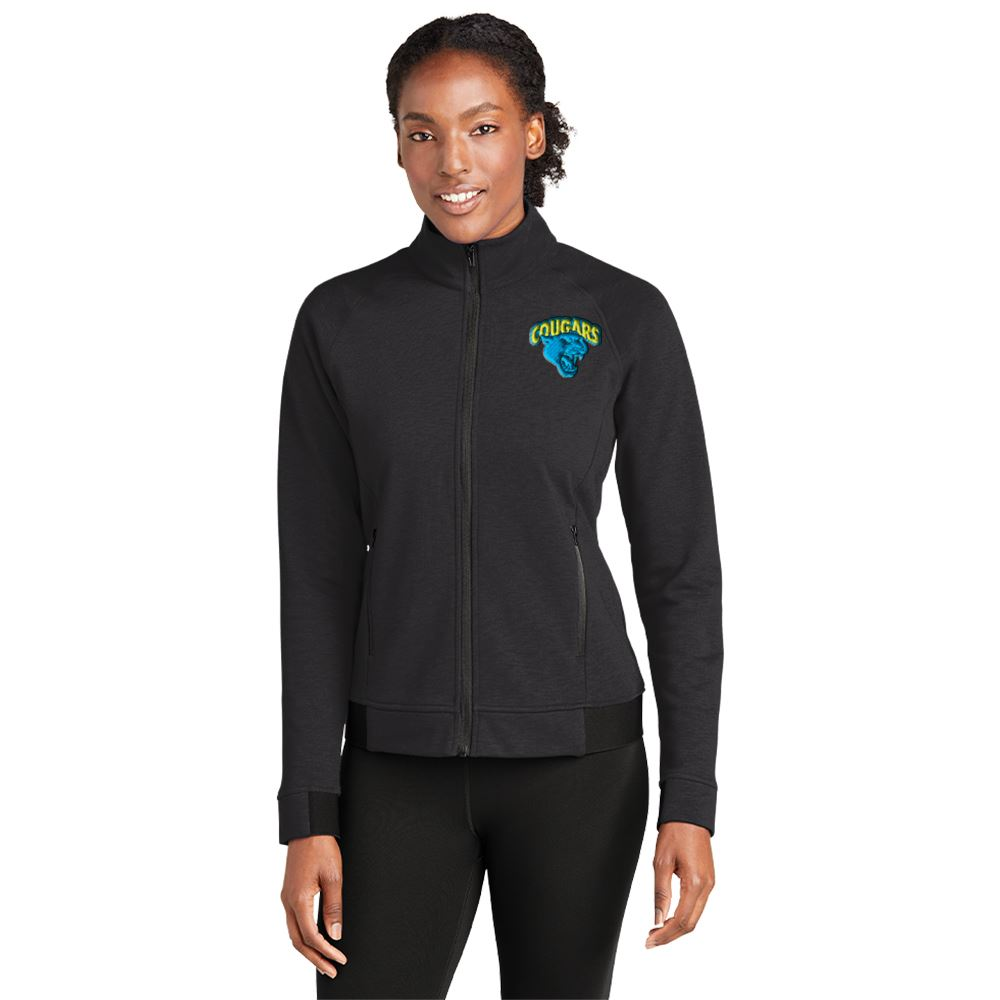 Sport-Tek® Women's Endurance Full-Zip - Embroidered Personalization Available